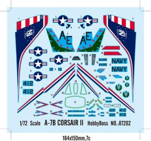 Hobby Boss A-7B Corsair II
