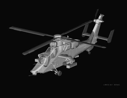 Hobby Boss French Army Eurocopter EC-665 Tiger HAP