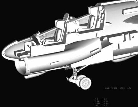 Hobby Boss A-7K Corsair II