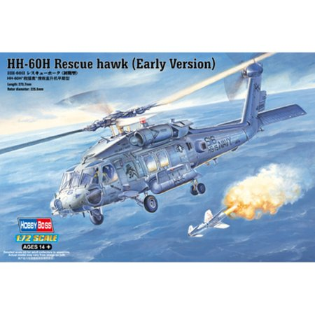 Hobby Boss HH-60H Rescue Hawk (Early version)