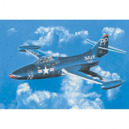 Hobby Boss F9F-2P Panther