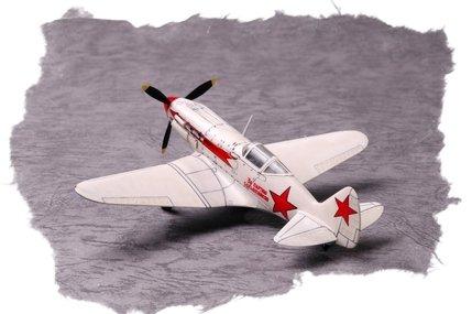 Hobby Boss Soviet Mig-3