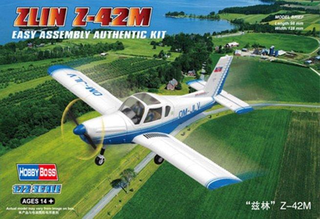 Hobby Boss Zlín Z-42M