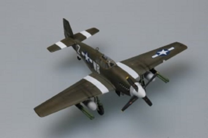 Hobby Boss P-51B Mustang Fighter