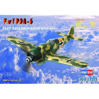 Hobby Boss Fw190A-6