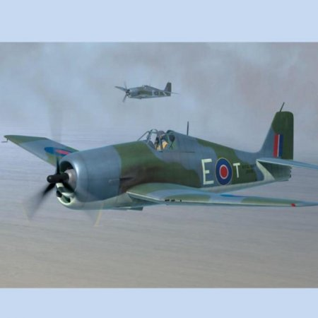 Hobby Boss British Fleet Air Arm Hellcat Mk.II