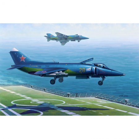 Hobby Boss Yak-38/Yak-38M Forger A