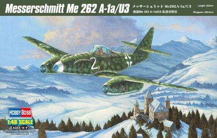 Hobby Boss Me 262 A-1a/U3