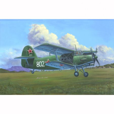 Hobby Boss Antonov AN-2/AN-2CX Colt
