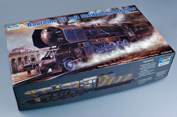 Trumpeter Kriegslokomotive BR52