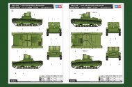 Hobby Boss Soviet T-26 Light tank model 1931 - Výprodej