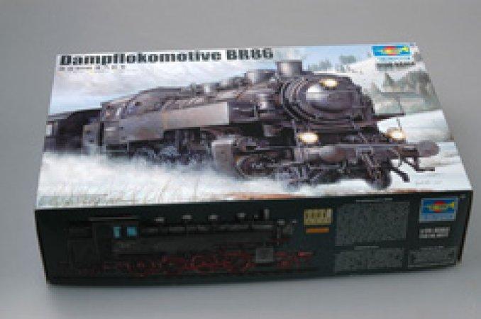 Trumpeter Dampflokomotive BR86