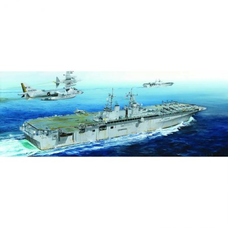 Hobby Boss USS BOXER LHD - 4 - Výprodej
