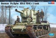 Hobby Boss KV-2 754(r) German - Výprodej