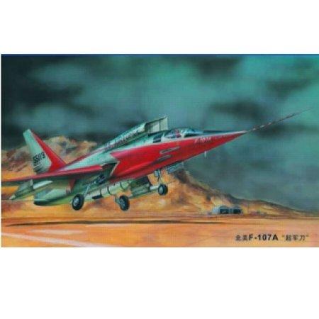 Trumpeter North American F-107A - Výprodej