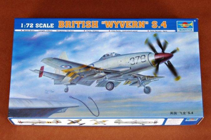 Trumpeter British Wywern S.4