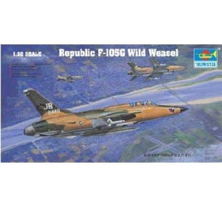 Trumpeter F-105G Wild Weasel