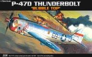 Academy P-47D Bubbletop