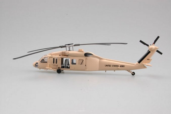 "Easy model Helicopter - UH-60 82-23699 ""Sandhawk"""