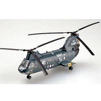 Easy model Helicopter - CH-46F ET17 156468 HMM-262