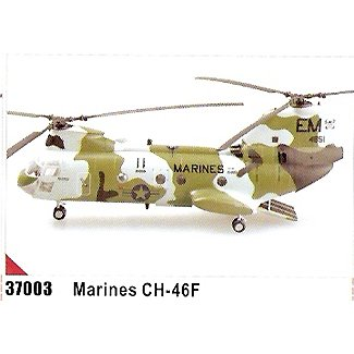 Easy model Helicopter - CH-46F 154851 HMM-261