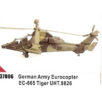 Easy model Helicopter - Germany Eurocopter EC-665 Tiger UHT.9826