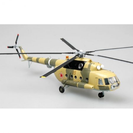 Easy model Helicopter - Mi-8T Russian Air Force, Yellow 09
