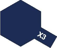 Tamiya Email Královsky modrá (Royal Blue) X-3