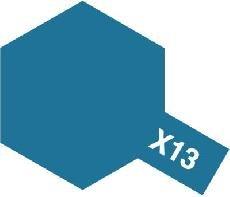 Tamiya Email Modrá (Metallic Blue) X-13