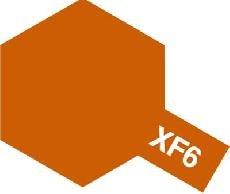 Tamiya Email Měděná (Copper) XF-6