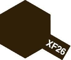Tamiya Email Tmavě zelená (Deep Green) XF-26