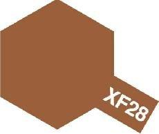 Tamiya Email Tmavá měděná (Dark Copper) XF-28