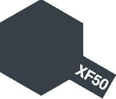 Tamiya Email Polní modrá (Field Blue) XF-50