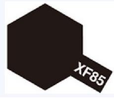 Tamiya Email Gumově černá (Rubber Black) XF-85