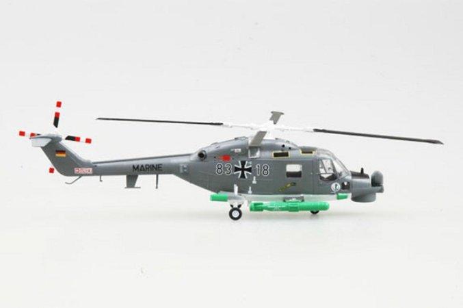 Easy model Helicopter - German Navy Lynx Mk.88,83-18