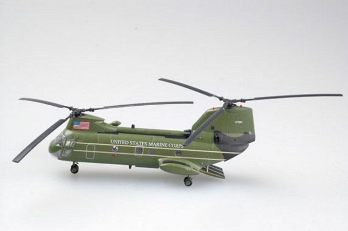 Easy model Helicopter - CH-46F 157684 HMX-1