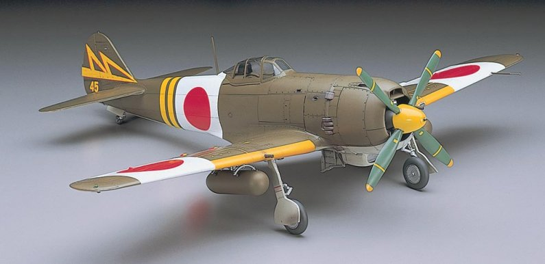Hasegawa Ki-84 Type4 Hayate (Frank)