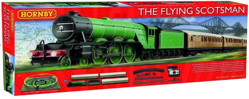 Hornby Modelová železnice analogová - Flying Scotsman