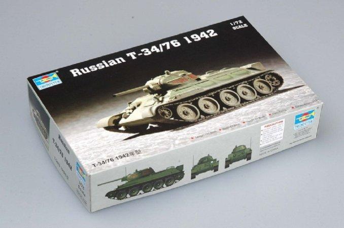 Trumpeter T-34/76 mod. 1942 - Výprodej
