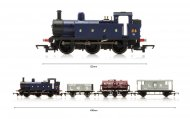 Hornby Modelová železnice digitální - Somerset Belle