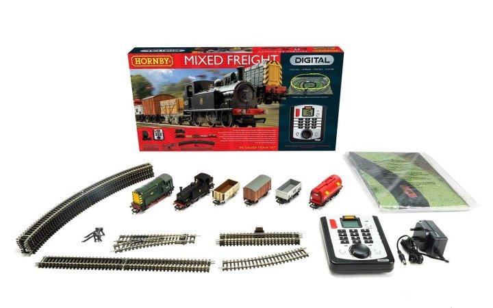 Hornby Modelová železnice digitální - Mixed Freight