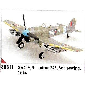 Easy model Typhoon Mk. IB - SW 409