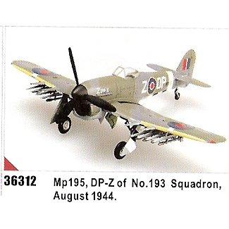 Easy model Typhoon Mk. IB - MP 195