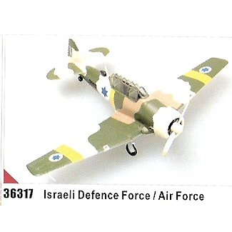 Easy model T-6G - Israel Defence Force / Air Force