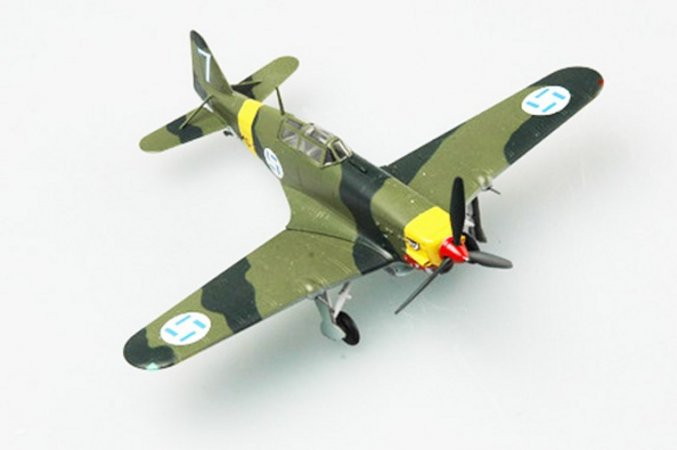 Easy model MS.406 - Finland Air Force