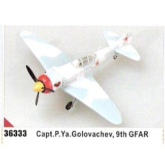 Easy model La-7 - White 23 Capt. P. Ya. Golovachev, 9th GFAR