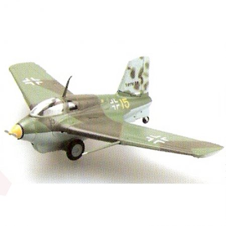 Easy model Me-163 B - 1a Yellow 15