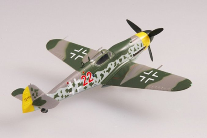 Easy model BF-109G-10 - Germany 1945
