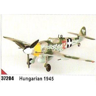 Easy model BF-109G-10 - Hungarian 1945