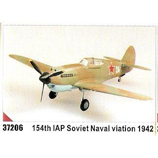 Easy model 154th IAP Soviet Naval Aviation 1942